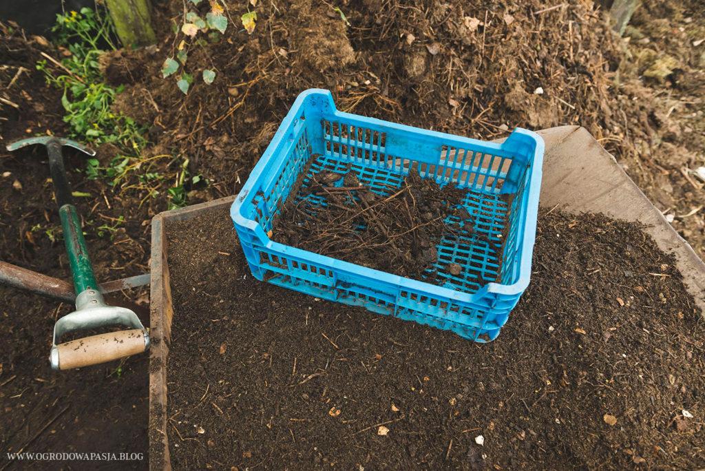 jak uzyskać kompost