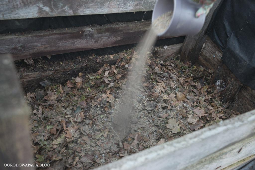 zastosowanie ziemi liściowej