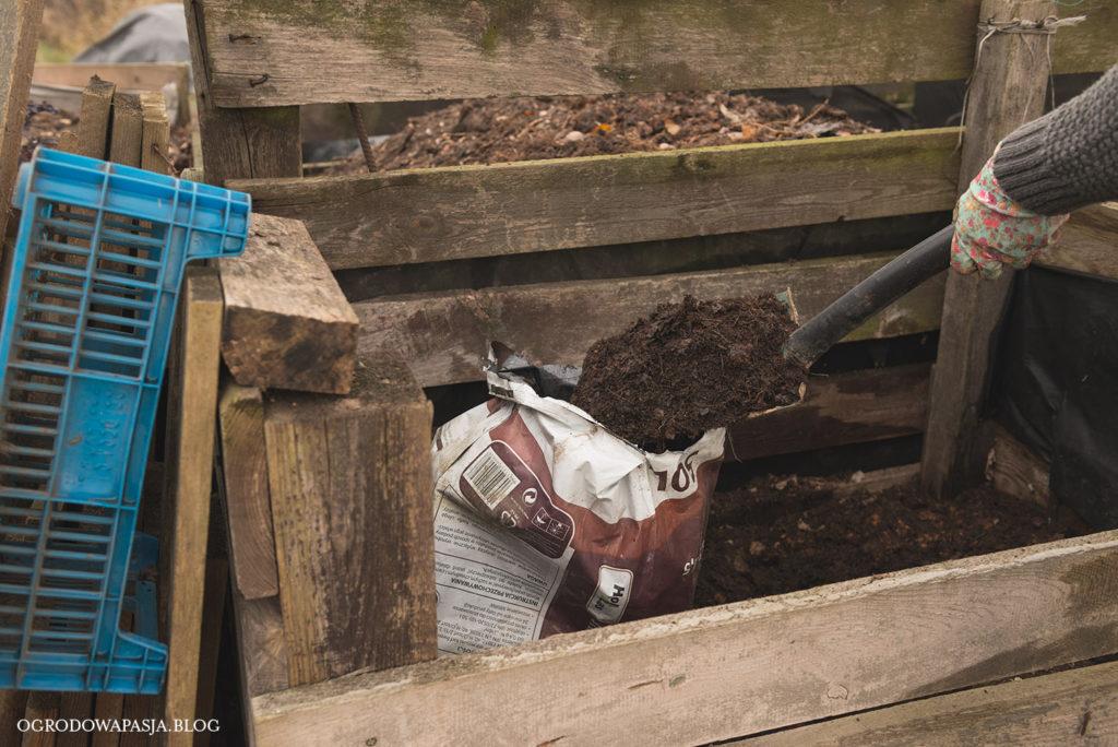 kompost worki