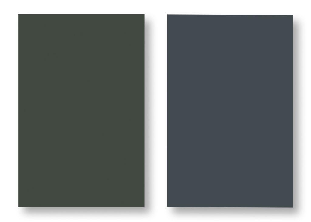 ciemne kolory w domu