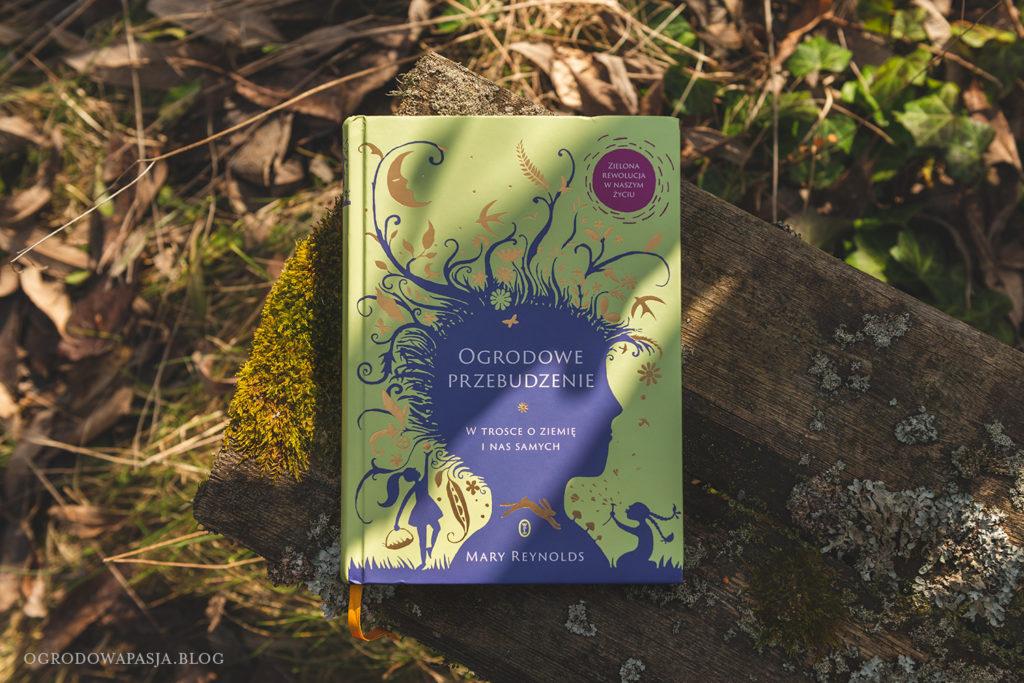 Ogrodowe przebudzenie książka